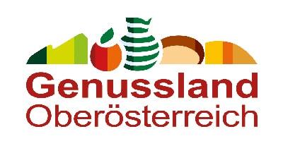 Logo Genussland Ooberösterreich